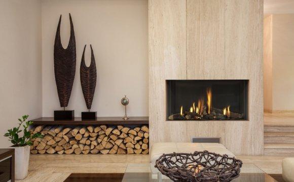Декоративные камины в квартире
